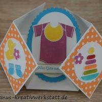 double diamond fold card 1