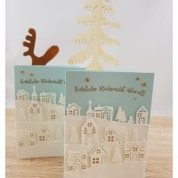 Weihnachten Daheim, Stampin'Up!, Winterstädtchen