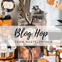 "Blog-Hop Team Bastelzimmer ""Halloween"" Stampin'Up!"