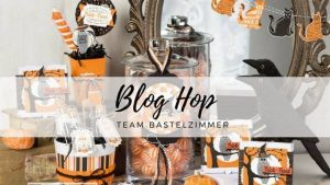 "Blog-Hop Team Bastelzimmer ""Halloween"" Stampin'Up!"