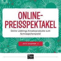 Online Preisspektakel Stampin Up