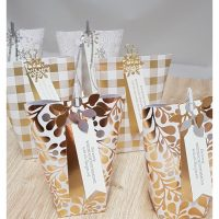 Box in a Bag, Winterfreuden, stampin Up