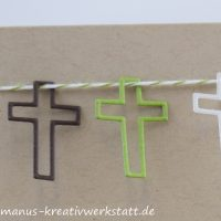 Segensfeste, Kreuz der Hoffnung, Stampin'Up!, Kommunion, Konfirmation, Swirly Bird