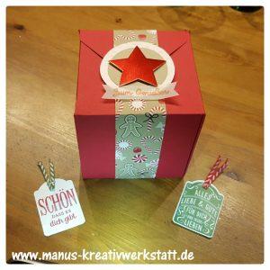 Weihnachtsbox Nina