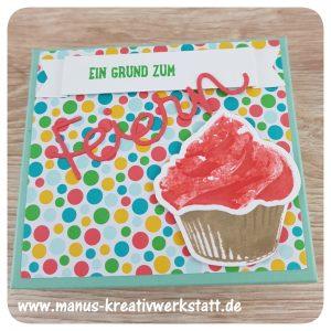 Cupcake für dich Stampin' Up!