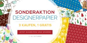 Sonderaktion Designpapier