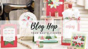 Blog Hop Team Bastelzimmer Weihnachten