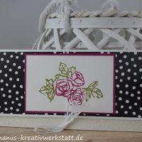 Blütentraum, Blütenfantasie, Blüten, Blätter & Co, Stampin'Up!