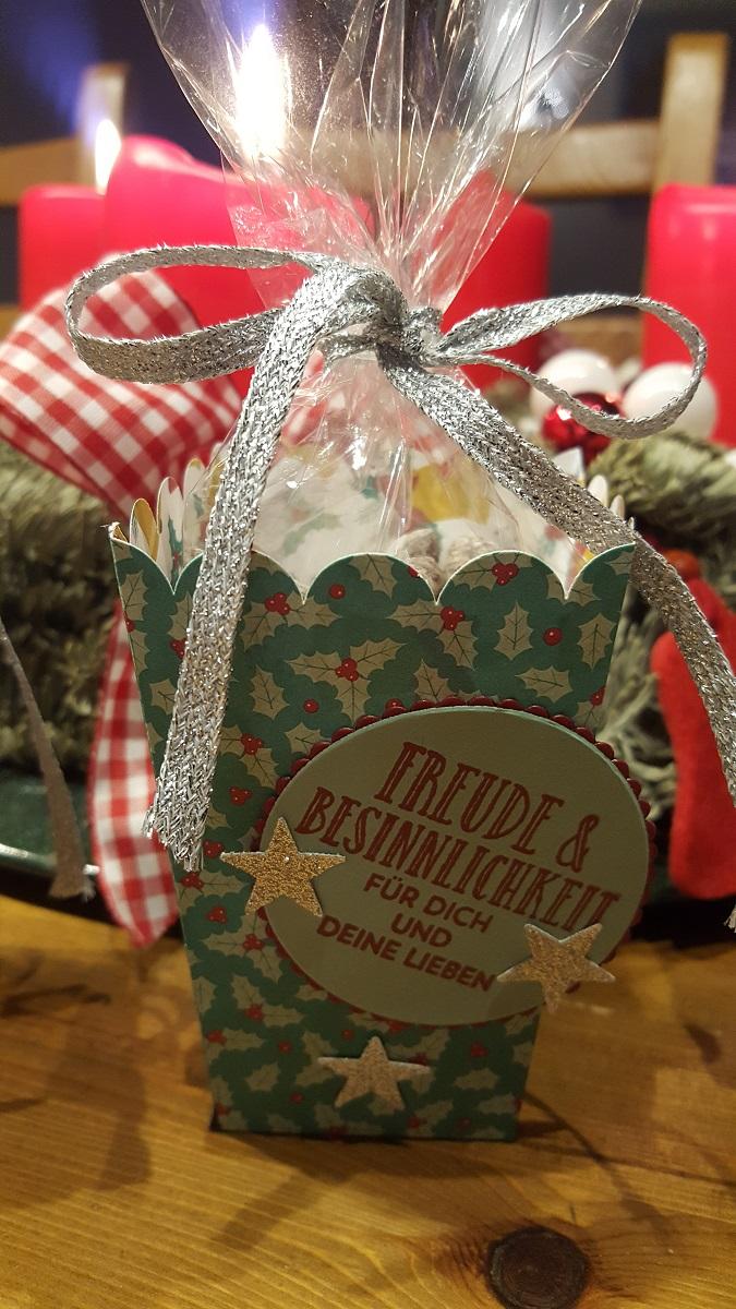 Leckere Weihnachtsgeschenke.Kleine Leckere Weihnachtsgeschenke Manus Kreativwerkstatt