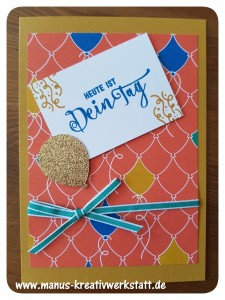 Ballonparty Stampin' Up!