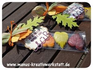 Vintage Leafes, Laub, stampin' up!