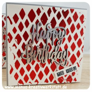 Happy Birthday, Stampin'Up!