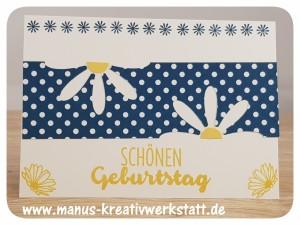 Gänseblümchen, Stampin'Up!