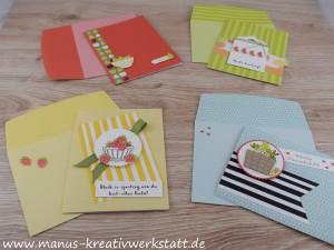 Karten und Umschläge Tutti Frutti, Gute-Laune_Korb, Stampin'Up!, SaleABration 2018