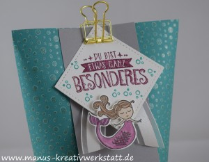Zauberhafter Tag, Märchenhaft, Box in a Bag, Stampin'Up!