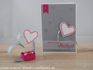 Heart Happyness, Stampin'Up!, Segensfesste