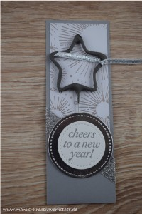 Winterfreuden, Cheers to the year, Stampin'Up!, Wunderzerzen